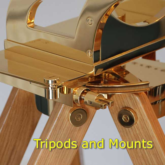 Mounts and Tripods