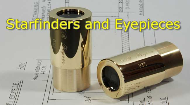 Starfinders and Eyepieces